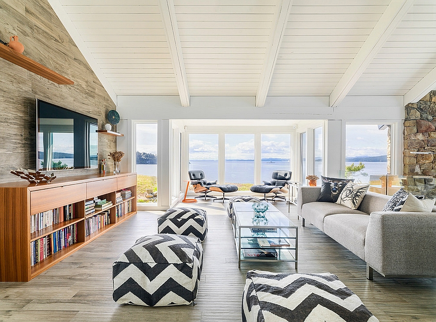 How To Design A Trendy, Fun Family Room on Fun Living Room Ideas  id=52711