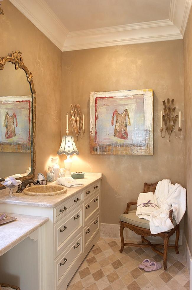 Feminine Bathrooms Ideas, Decor, Design Inspirations on Beautiful Bathroom Ideas  id=68697