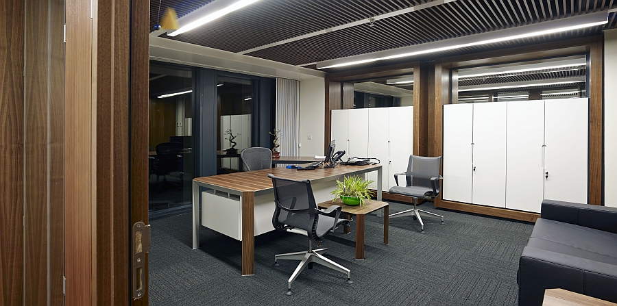 Creative Dogus Holding Headquarters In Istanbul With