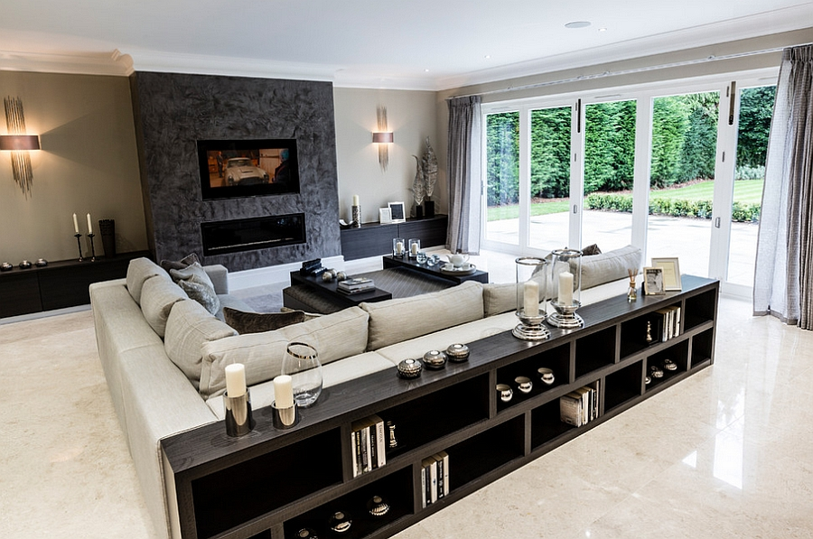 How To Design A Trendy, Fun Family Room on Fun Living Room Ideas  id=91113