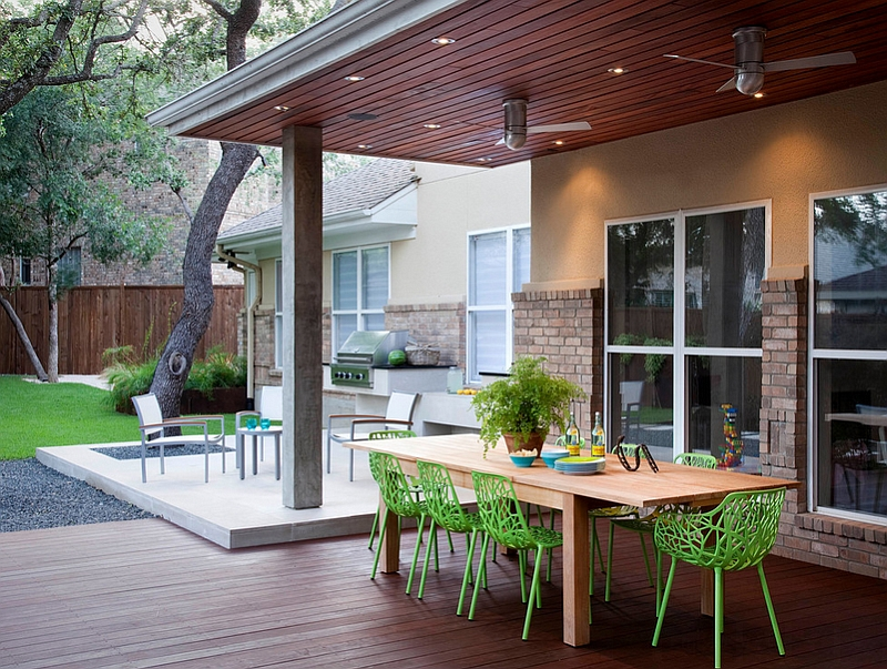 How to Design the Perfect Outdoor Dining Space on Backyard Exterior Design id=25042