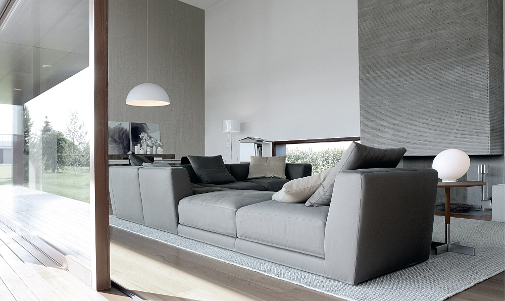 5 Comfy Contemporary Sofas Offer Versatile Seating Solutions