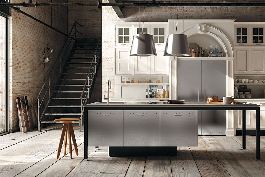 Modern Kitchens With Classic Designs