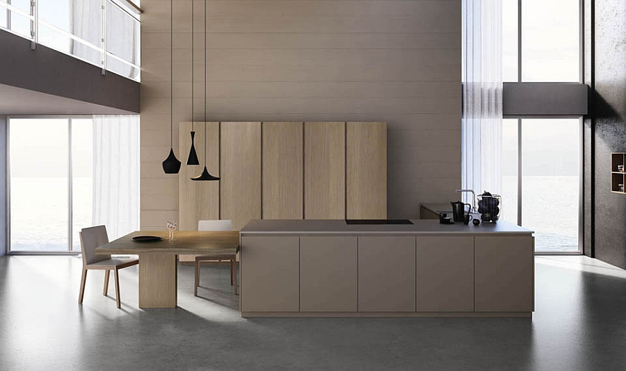Fabulous Italian Kitchens Unravel Space Savvy Design Solutions