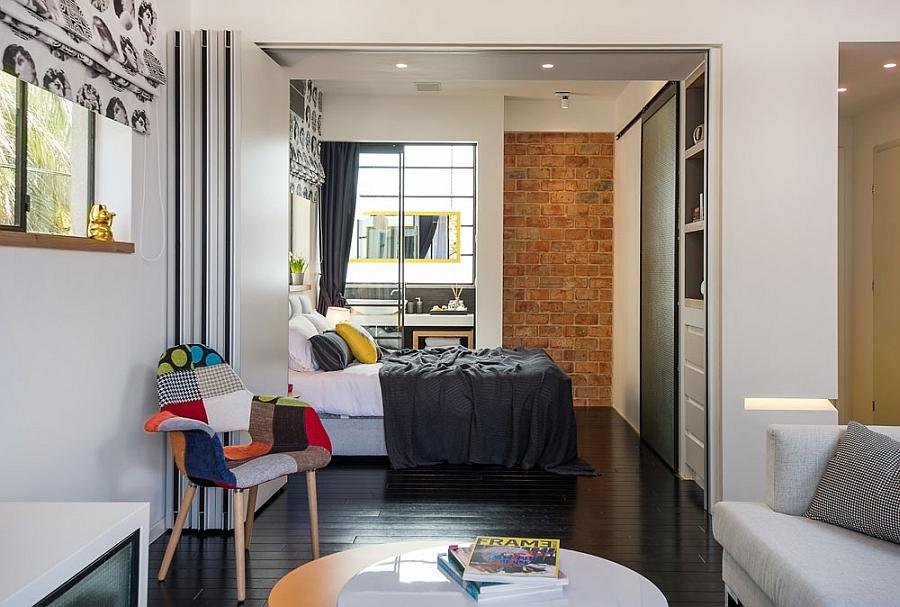 Smart Modern Renovation Transforms Small Urban Apartment