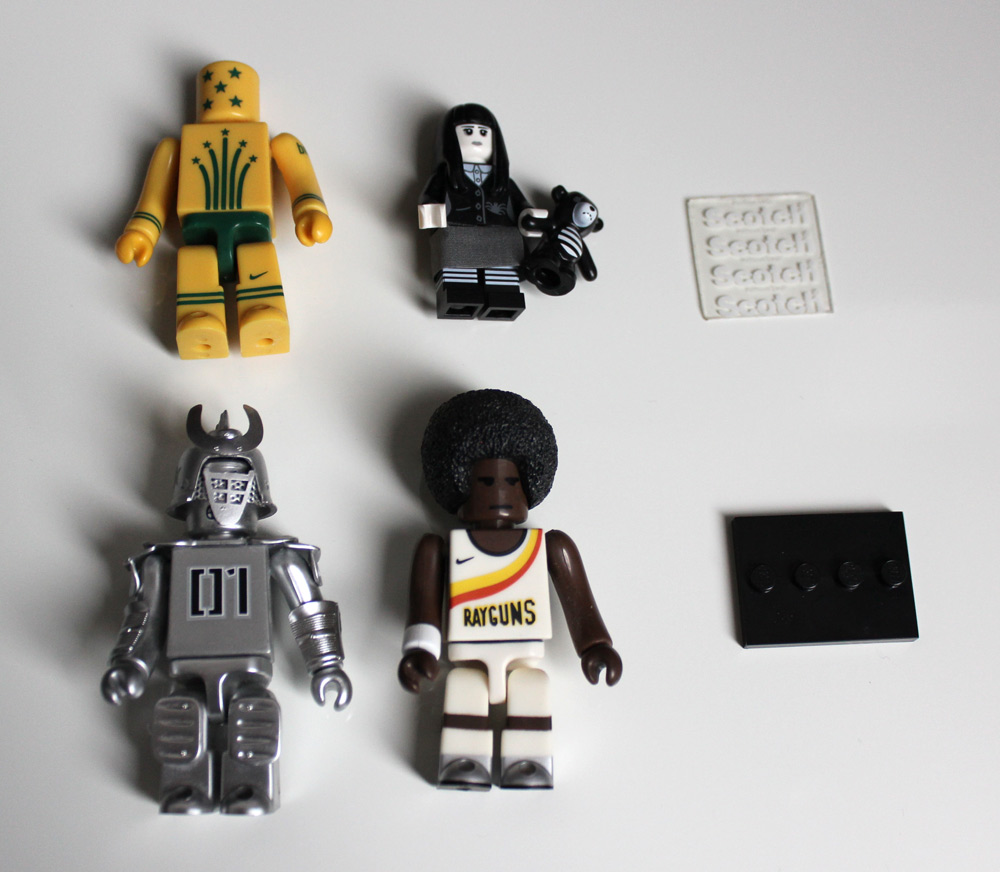 Diy How To Make An Adorable Lego Minifig Phone Cable Holder