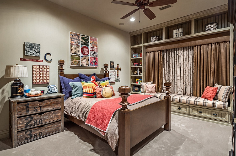Rustic Kids' Bedrooms: 20 Creative & Cozy Design Ideas