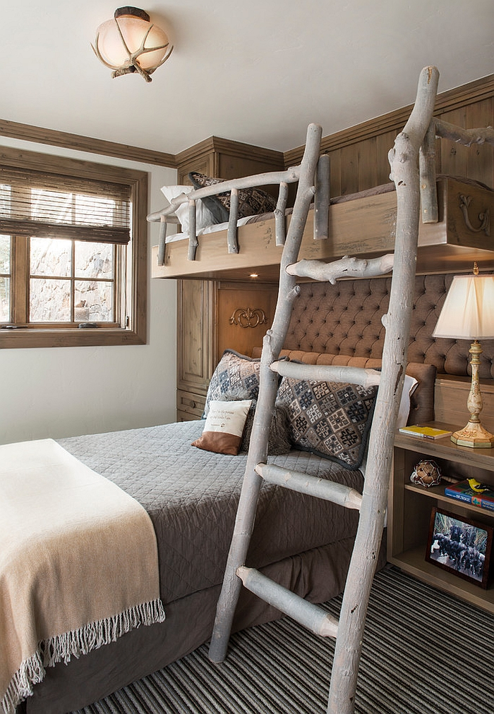 21/09/2015· utilizing decorative pillows in place of a headboard is a great way to create the illusion of having a fancy headboard without actually needing one. Rustic Kids' Bedrooms: 20 Creative & Cozy Design Ideas