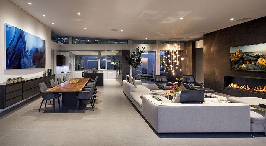 Sensational Laguna Beach Home By McClean Design