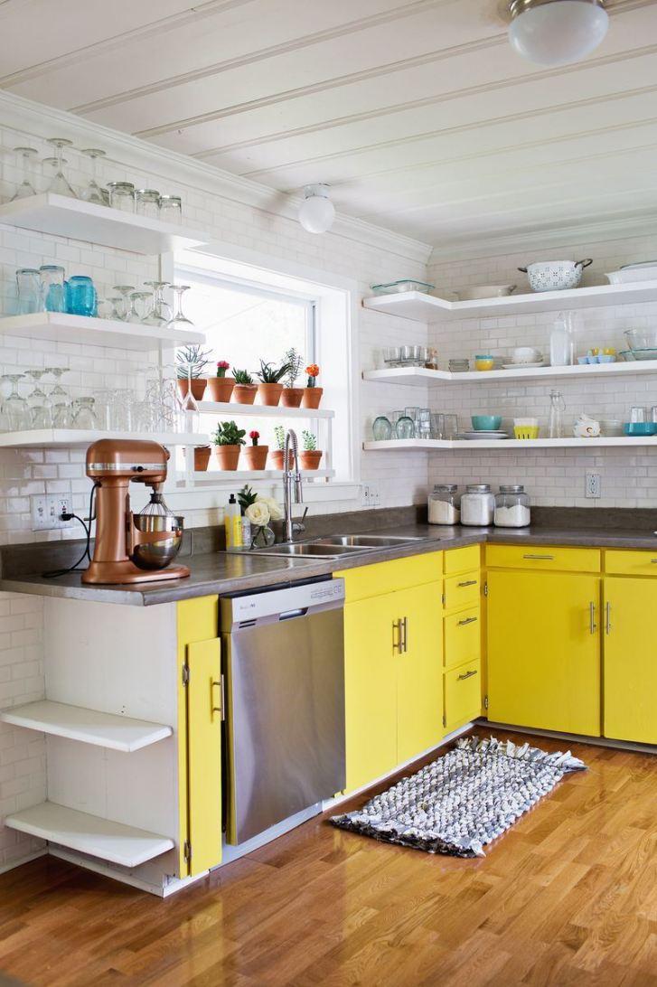 Beautiful Mess Kitchen Renovation Decoist