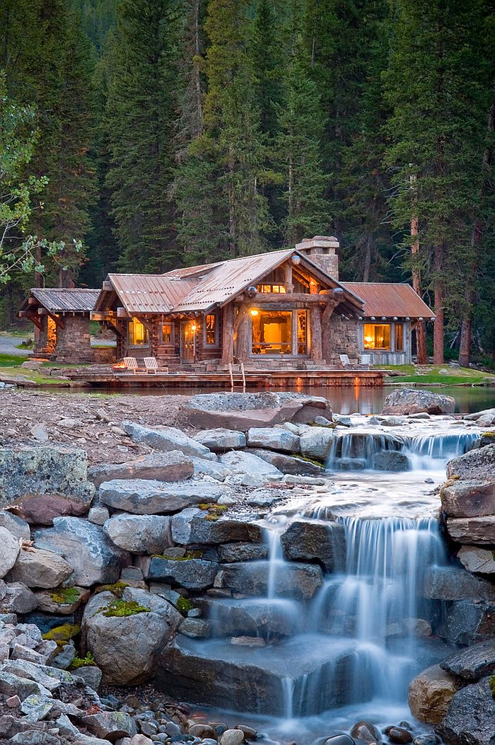 Small Garden Ponds Waterfalls