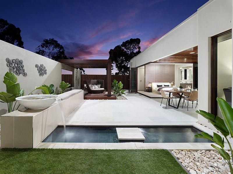 23+ Small Pool Ideas to Turn Backyards into Relaxing Retreats on Modern Small Backyard Ideas id=13472