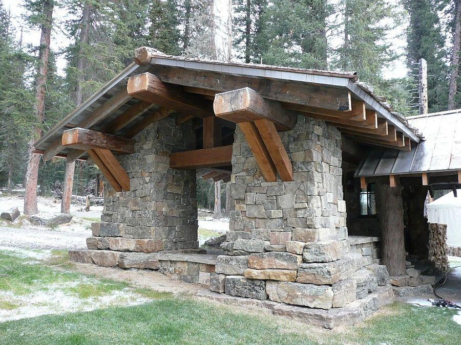 Idyllic Headwaters Camp Cabin By Dan Joseph Architects