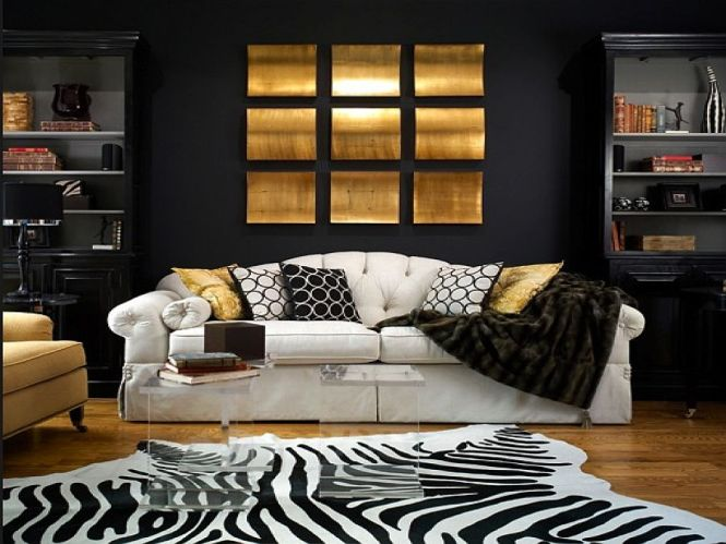 Clever Ideas White And Gold Living Room Delightful Design Decor