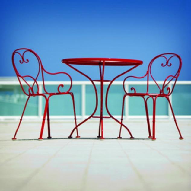 wrought iron for the garden or patio