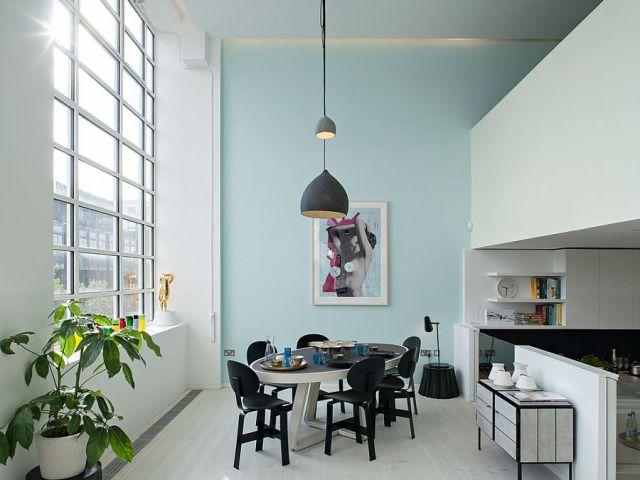 Image result for pastel blue interior design