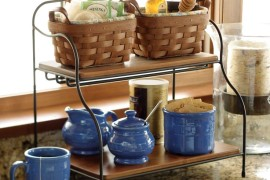 storage-friendly accessory trends for kitchen countertops – interior