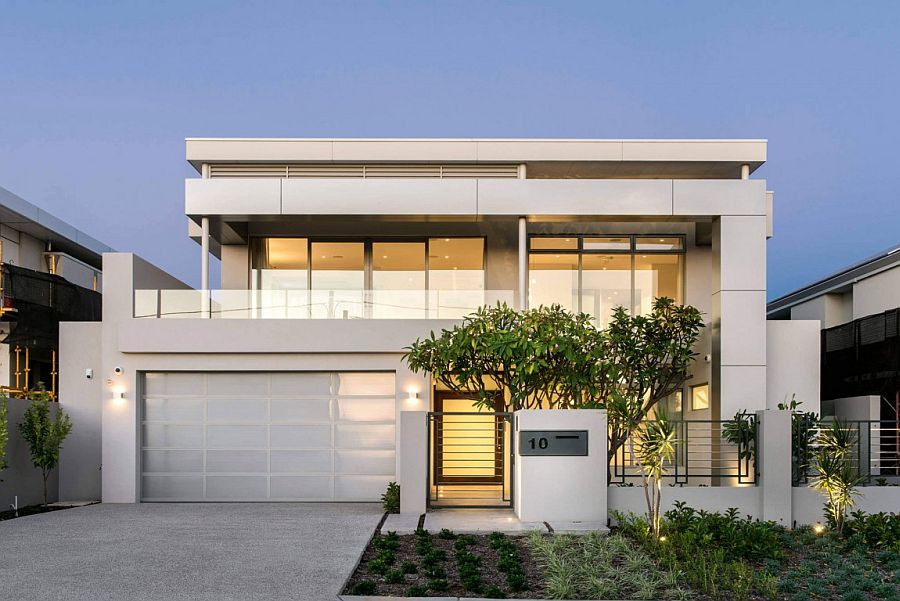 Contemporary Leach St House In Perth By Signature Custom Homes