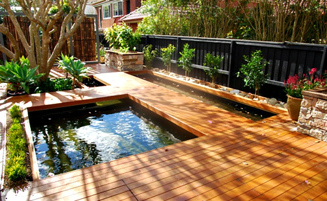 14 Floating Decks of All Kinds for the Perfect Outdoor ... on Floating Patio Ideas id=83190