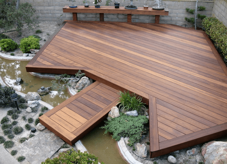 14 Floating Decks of All Kinds for the Perfect Outdoor ... on Floating Patio Ideas id=20469