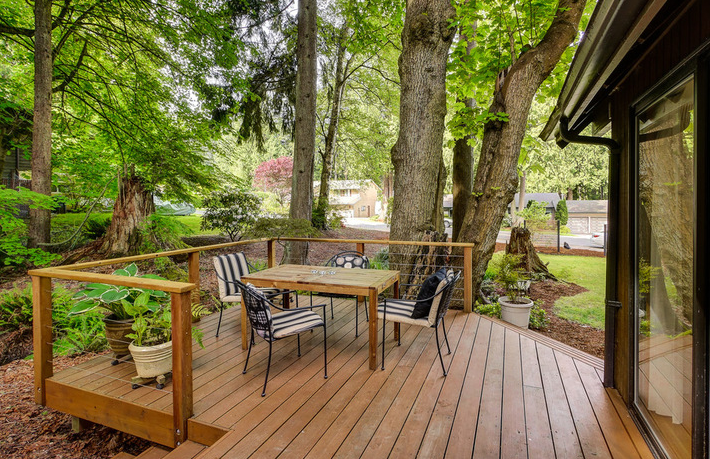 14 Floating Decks of All Kinds for the Perfect Outdoor ... on Floating Patio Ideas id=28063