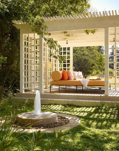 outdoor pergola gazebo patio ideas Outdoor Gazebo Ideas for a Great Living Area