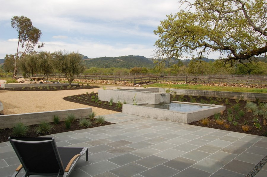 10 Paver Patios That Add Dimension and Flair to the Yard on Outdoor Pavers Patio id=87410