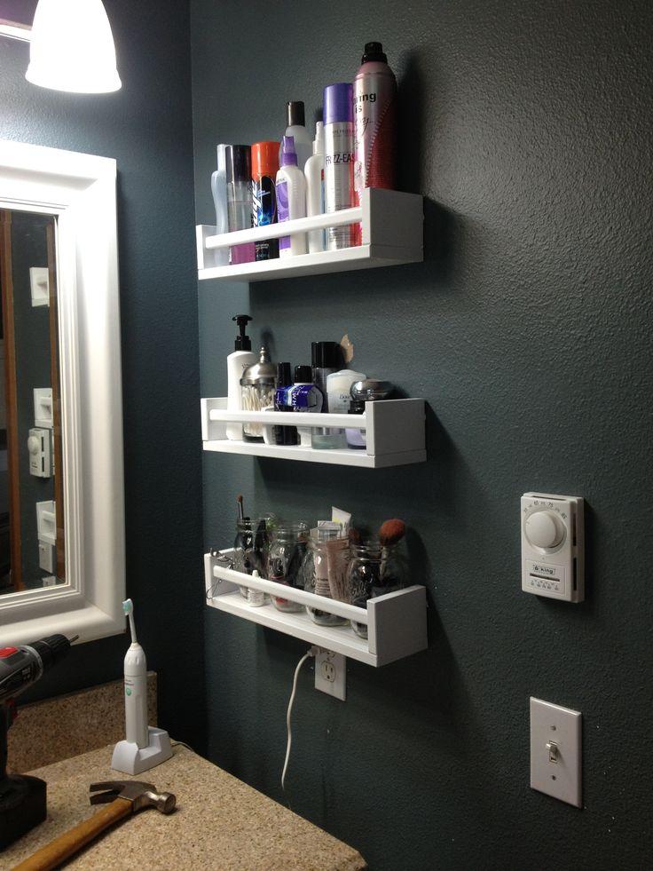 8 Brilliant Storage Ideas for Your Small Bathroom on Small Apartment Bathroom Storage Ideas  id=94118