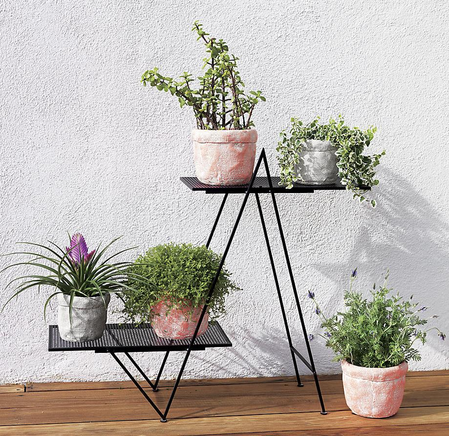 Plant Stand Style with a Modern Twist on House Plant Stand Ideas  id=81525