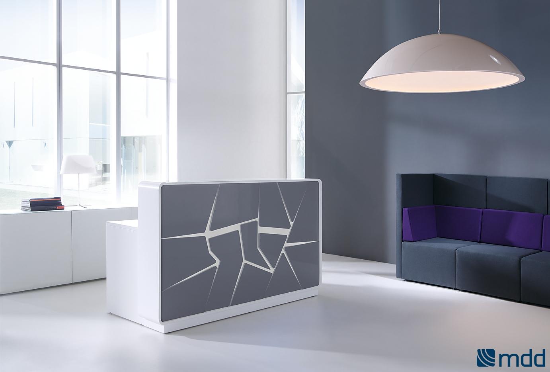12 Inspiring Reception Desk Designs