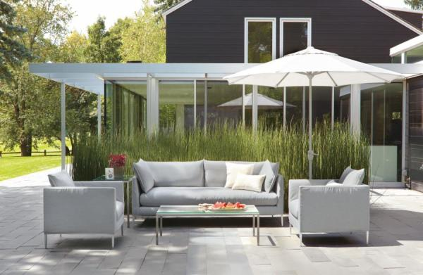 contemporary patio furniture Fun and Fresh Patio Furniture Ideas