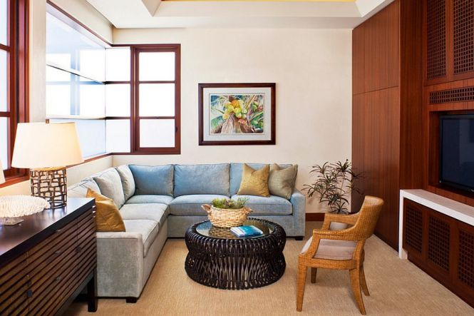 A Living Room Redo With Personal Touch Decorating Ideas Southern