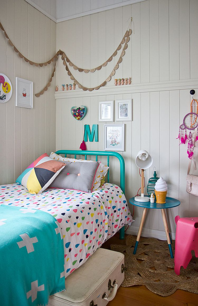 30 Trendy Ways to Add Color to the Contemporary Kids' Bedroom on Room Decore  id=35569