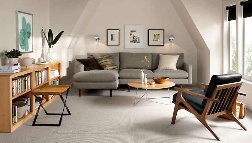 Sofa And Chaise Sectional