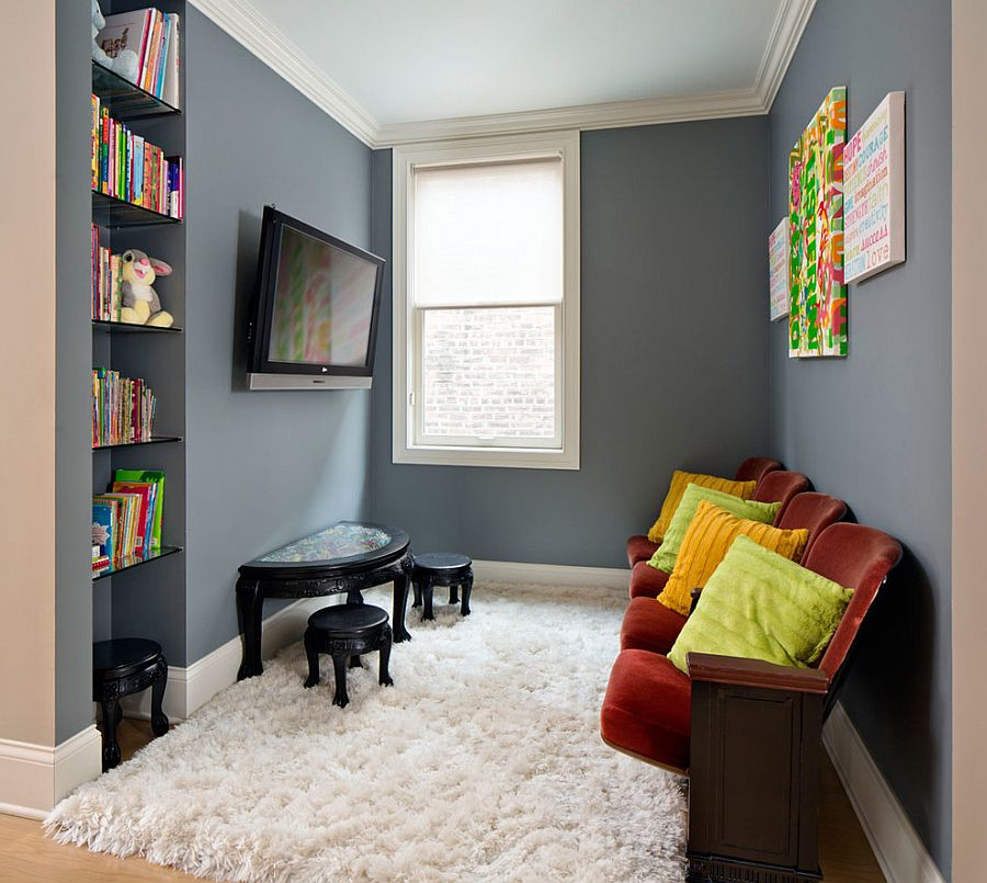 Well, things have changed o. 20 Small TV Rooms That Balance Style with Functionality