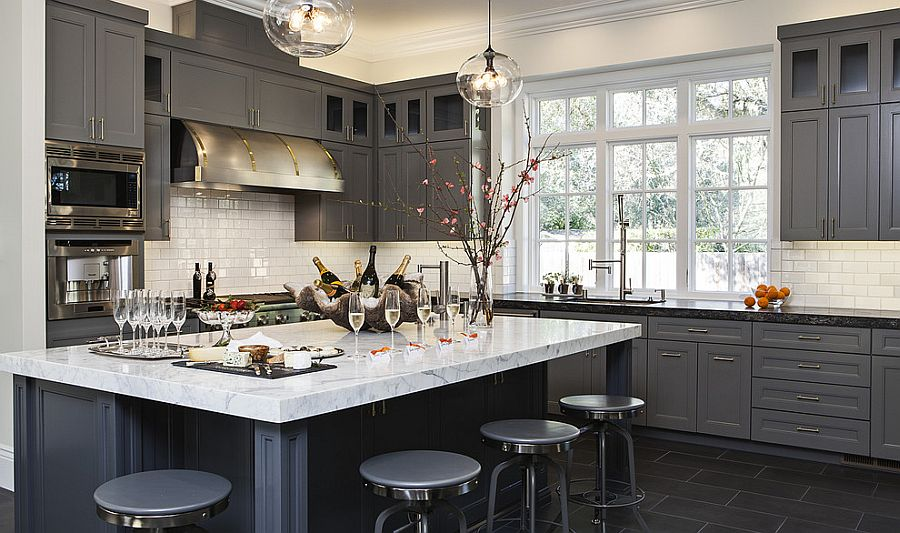 Updated French Country Decorating