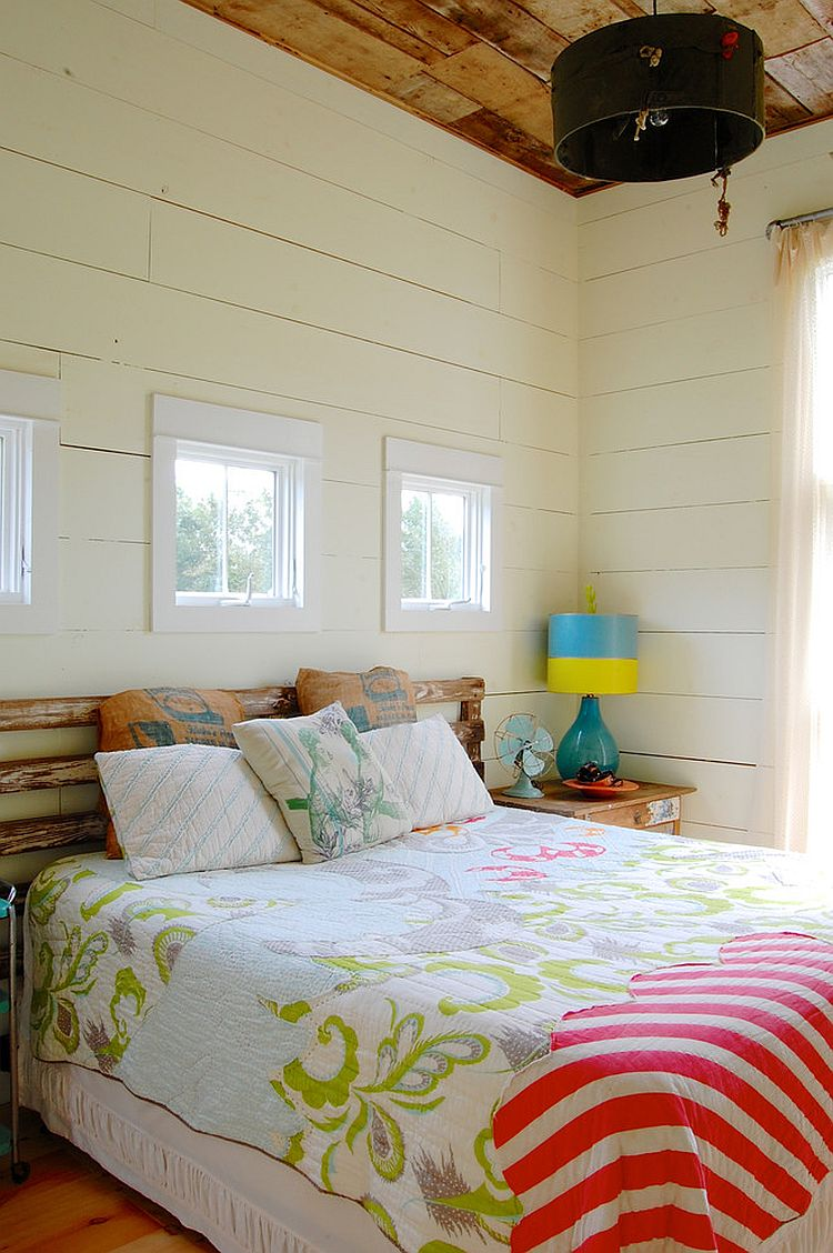 50 Delightfully Stylish and Soothing Shabby Chic Bedrooms on Bedroom Farmhouse Decor  id=36255