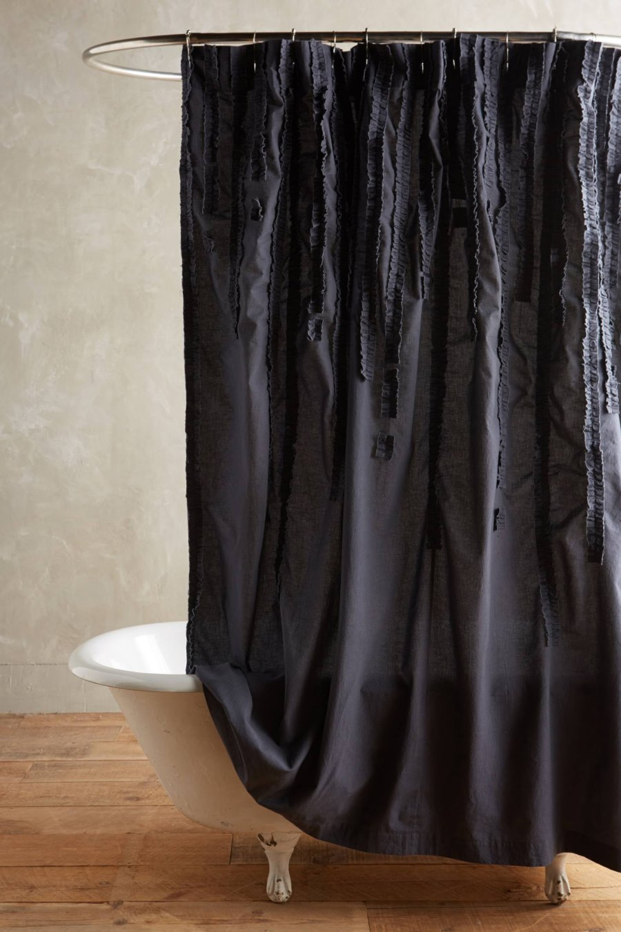 Elegant High End Shower Curtains