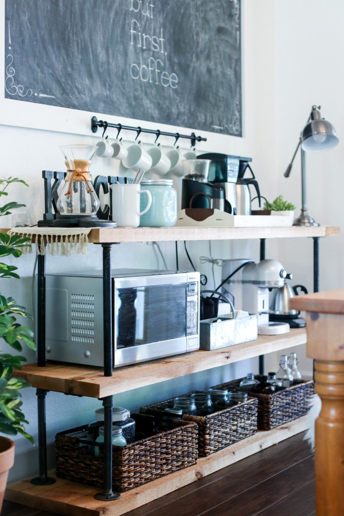 20 coffee station ideas that are