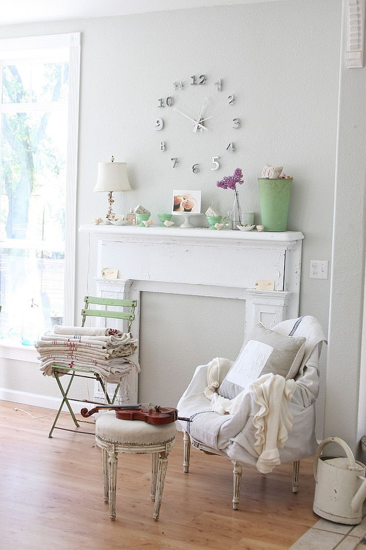 Brady tolbert if your home is full of bla. 50 Resourceful And Classy Shabby Chic Living Rooms