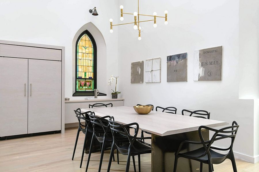 Chicago Church Converted Into A Soaring Single Family Home