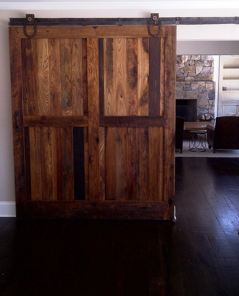Barn Style Interior Sliding Doors