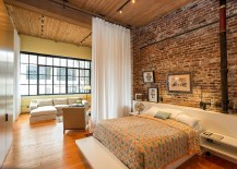 Top 80'S Aesthetic Bedrooms - Contemporary-and-industrial-elements-come-together-elegantly-in-this-spacious-bedroom-217x155  Collection_219027.jpg
