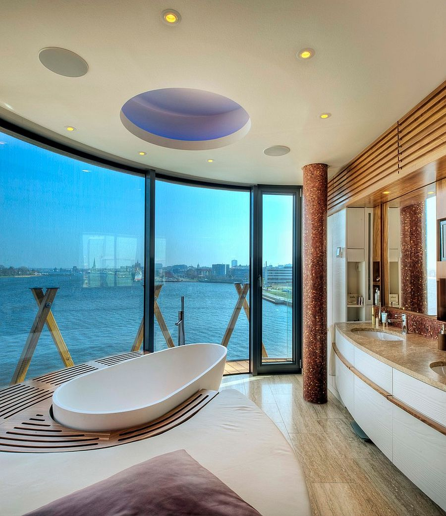 20 Luxurious Bathrooms With A Scenic View Of The Ocean