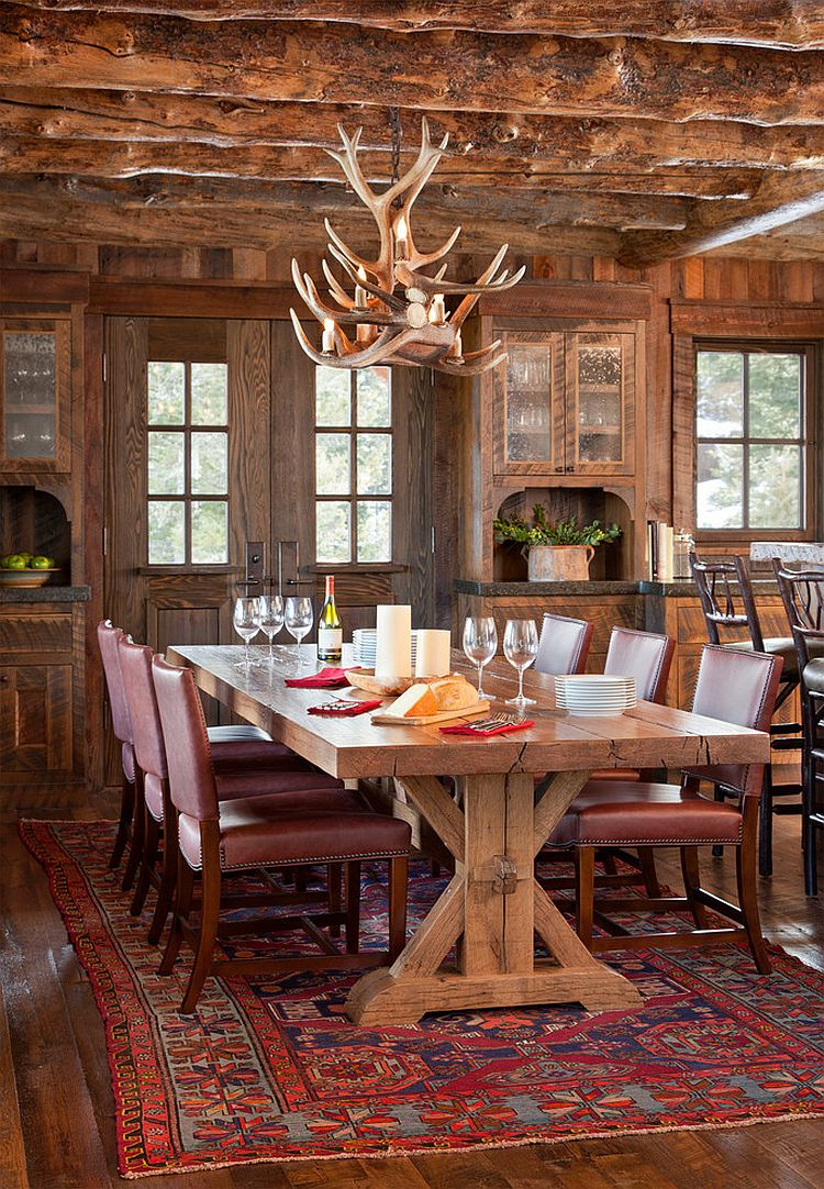 Rustic Furniture Dining Table