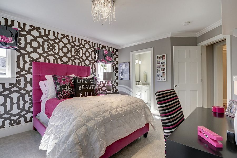 25 Cool Kids' Bedrooms that Charm with Gorgeous Gray on Bedroom Models  id=71845