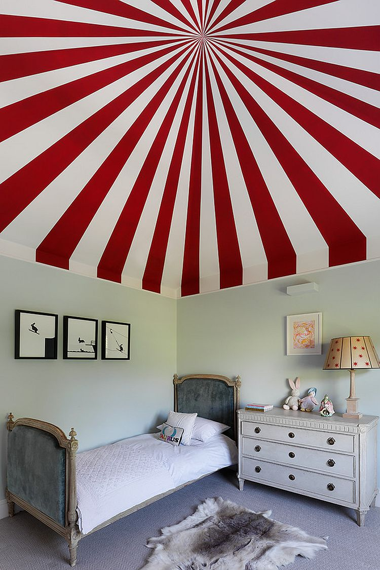 Fiery And Fascinating 25 Kids Bedrooms Wrapped In Shades