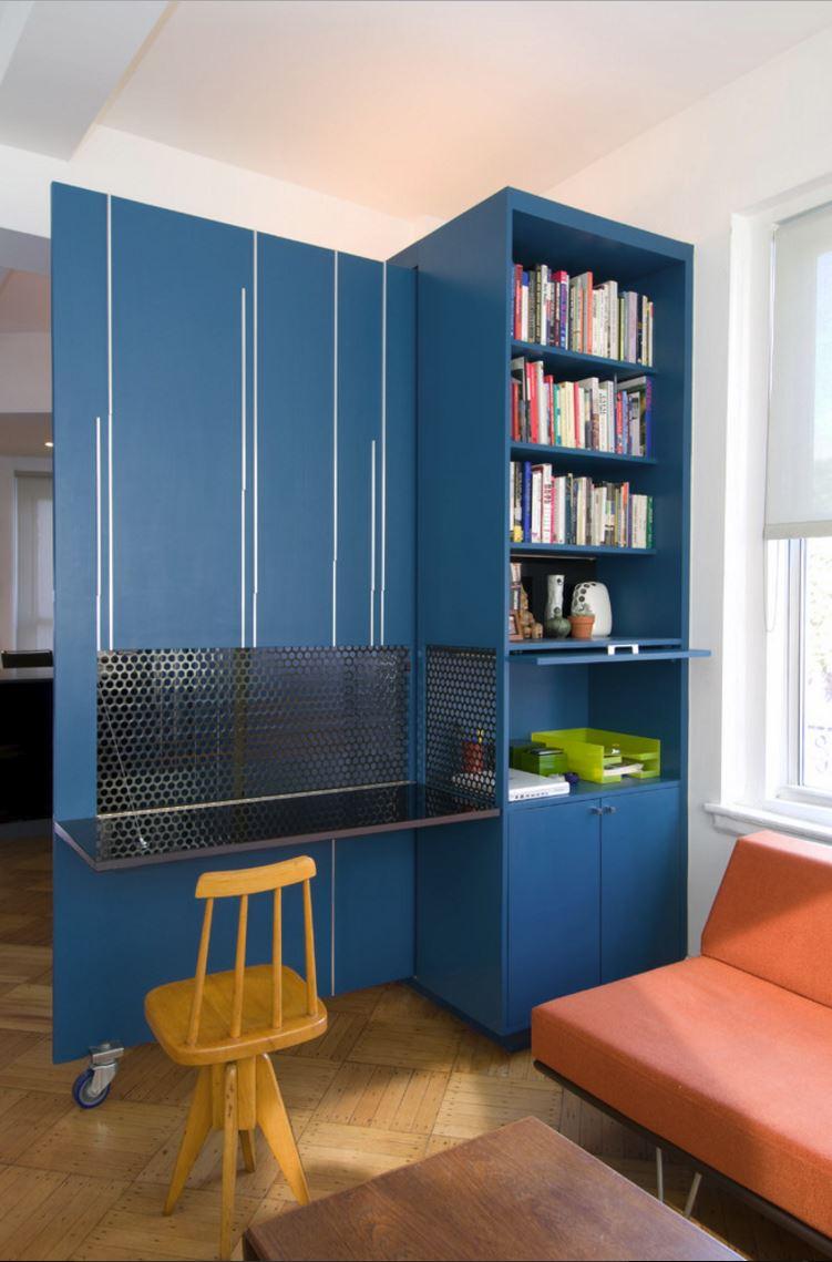 20 space saving fold down desks to