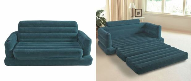 The Range Inflatable Sofa Bed Brokeasshome Com
