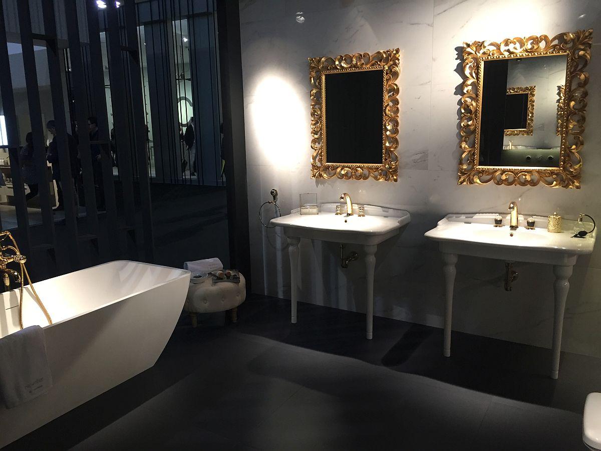 60 Inspiring Bath Décor Ideas, Milan 2016